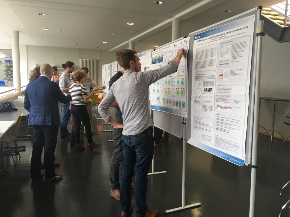 Postdoc Day 2017 - Poster Session