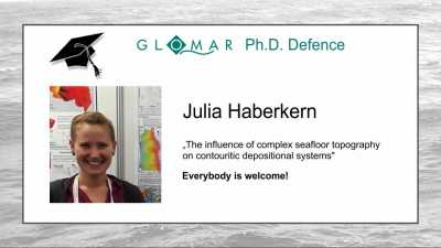 PhD Defence of Julia Haberkern