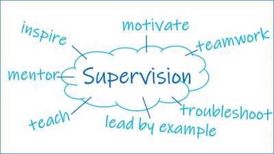 MARUM Supervision Workshops