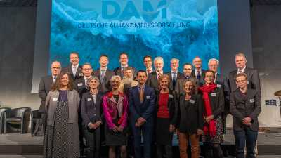 Representatives of the DAM member institutions and DAM Executive Board. Photo: DAM/Dirk Enters