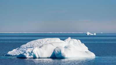 Climate researchers have compiled facts on climate change - including on glacier melt and rising sea levels. Photo: MARUM - Center for Marine Environmental Sciences, University of Bremen; V. Diekamp