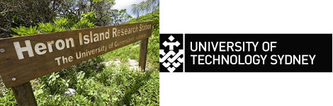 Heron Island Research Station (HIRS) and University of Technology Sydney (UTS), Australia