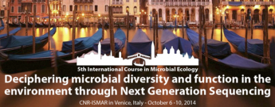 International Course in Microbial Ecology