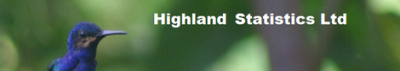Highland Statistics Courses