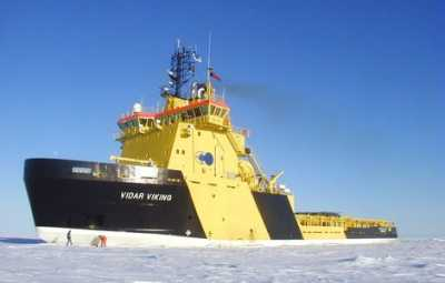 drill ship Vidar Viking