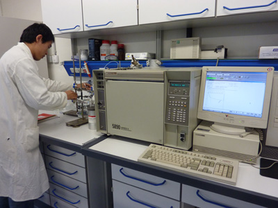 Hinrichs Lab - Gas chromatography